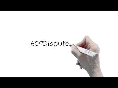 Section 609 FCRA Credit Dispute Letters # ...