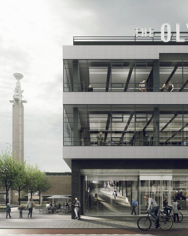 Het zuidelijke en noordelijke Citroëngebouw worden onder handen genomen door respectievelijk Bierman Henket architecten en Rijnboutt.