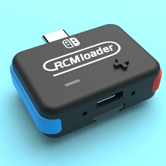 Switch Payloads RCM Jig Injector, Cochanvie Portable Dongle
