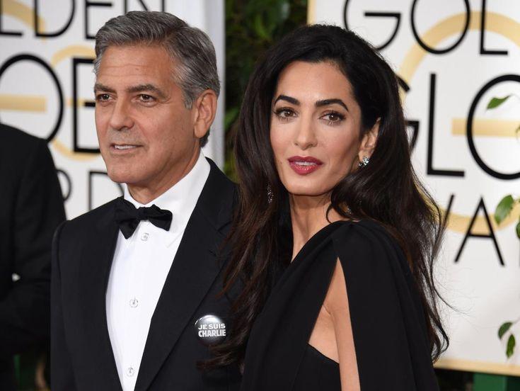 George Clooney e Amal: in attesa di due gemelli? - Si sa, quando si tratta di gossip le notizie corrono veloci. Stando alle ultime indiscrezioni, George Clooney e la moglie Amal sarebbero in dolce attesa...di due gemelli.   - Read full story here: http://www.fashiontimes.it/2017/01/george-clooney-amal-attesa-due-gemelli/