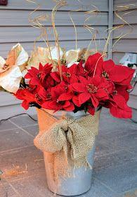 Shabby Love: Christmas Porch Decor
