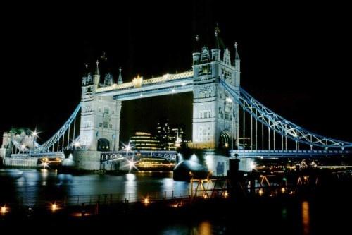 Тауэр Бридж (Лондон, Великобритания)