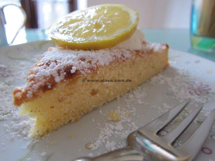 """Super softer fruchtiger Zitronenkuchen « kochen & backen leicht gemacht mit Schritt für Schritt Bilder und """"schmeckt-lecker-geling-Garantie"""" von & mit Slava"""