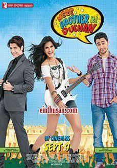 Mere Brother Ki Dulhan Hindi Movie Online - Imran Khan, Katrina Kaif and Ali Zafar. Directed by Ali Abbas Zafar. Music by Sohail Sen. 2011 [U/A] BLURAY ENGLISH SUBTITLE