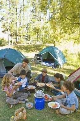 With the gorgeous weather, might be a good idea to go camping. Here are some recipes you might want to try on your camping trip.