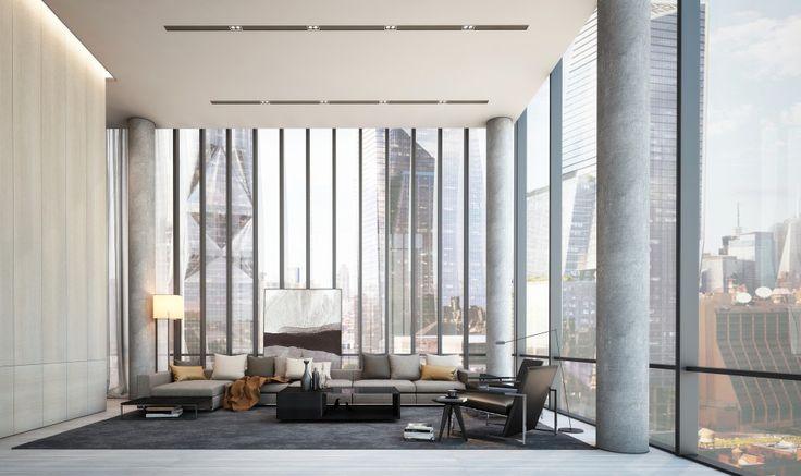 SCDA-Designed Condominium to Rise Between High Line