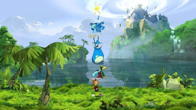 Rayman Origins Việt hóa ra mắt các game thủ Việt - Game đánh bài Online