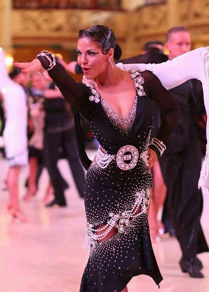 Angel Perez Lopez & Katie Geddes | Blackpool Dance Festival 2013, Under 21: