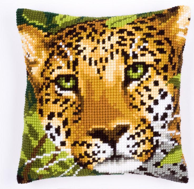 #cushion #stitch #vervaco #crossstitch
