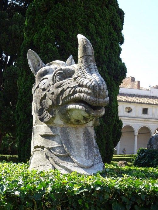 Rome garden sculpture - Image 2