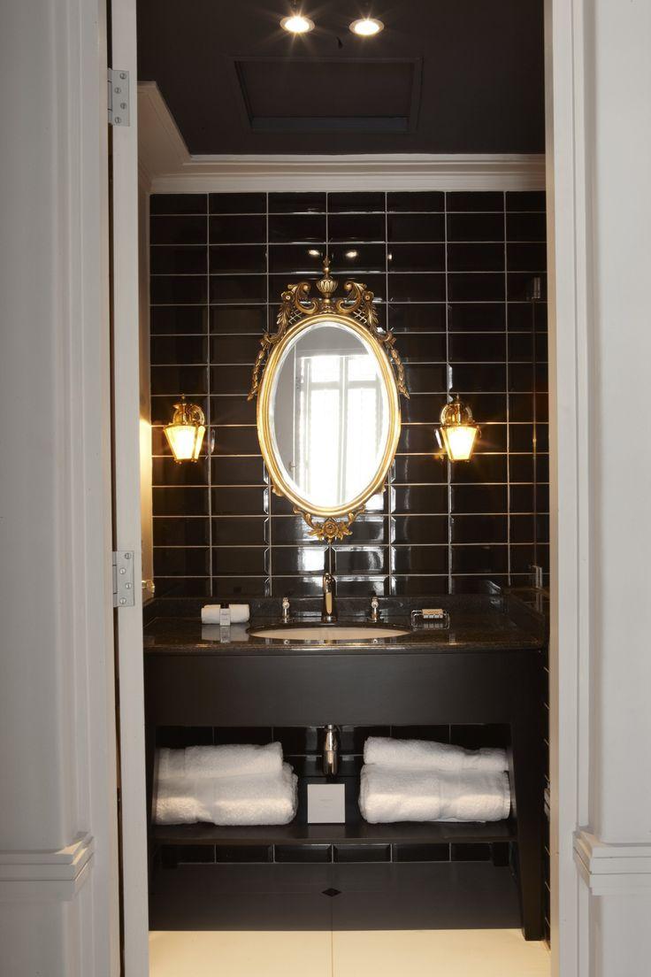 Alphen Boutique Hotel   Constantia, Cape Town #Bathroom #Interior #Design