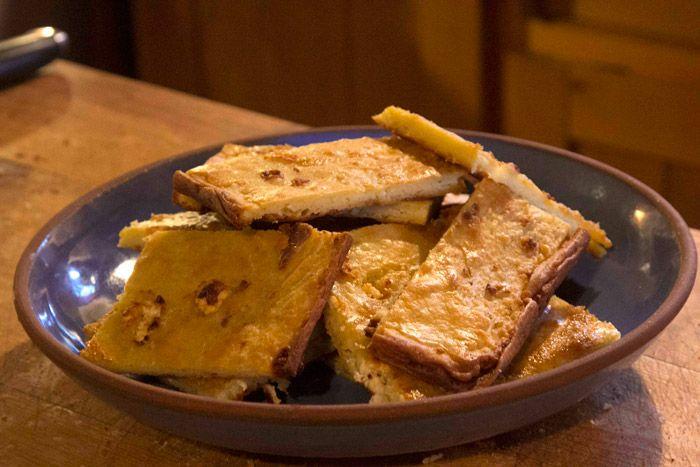 Μια συνταγή της διάσημης Ζαγορίσιας Αλευρόπιτας, από τη Λίλα του ξενώνα Ανέμη, στα Κάτω Πεδινά