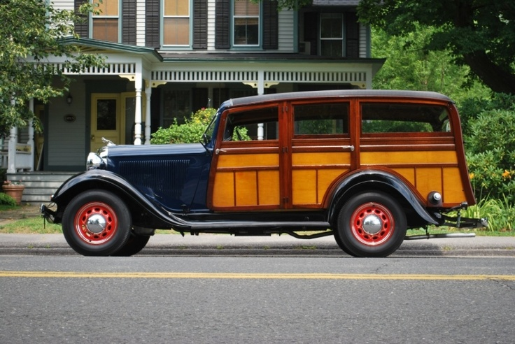 1935 Dodge Westchester Cantrell Body Woodie Quot Woodies
