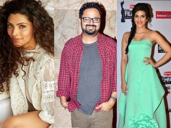 Kriti Sanon opts out of Farhan Akhtar's 'Lucknow Central', Saiyami Kher takes over