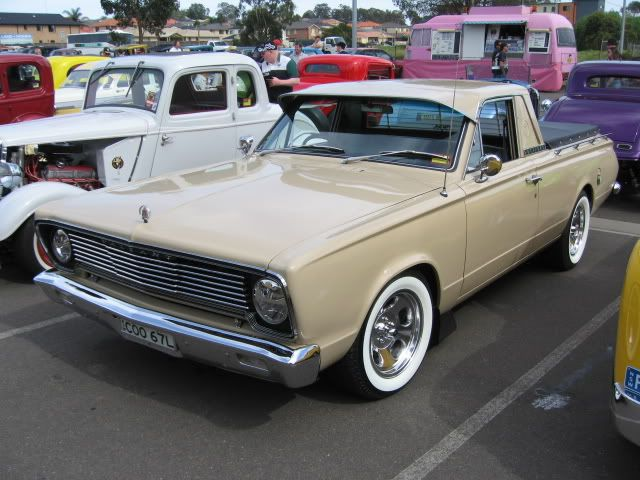 '67 Chrysler Valiant VC Ute (Australia)