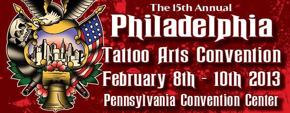 Villain Arts Philadelphia Tattoo Convention 2013
