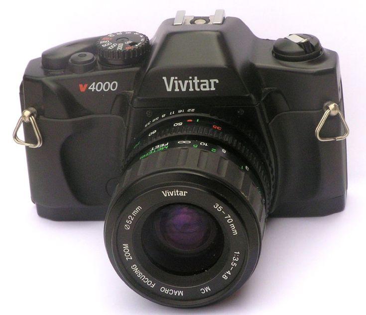 Vivitar V 4000