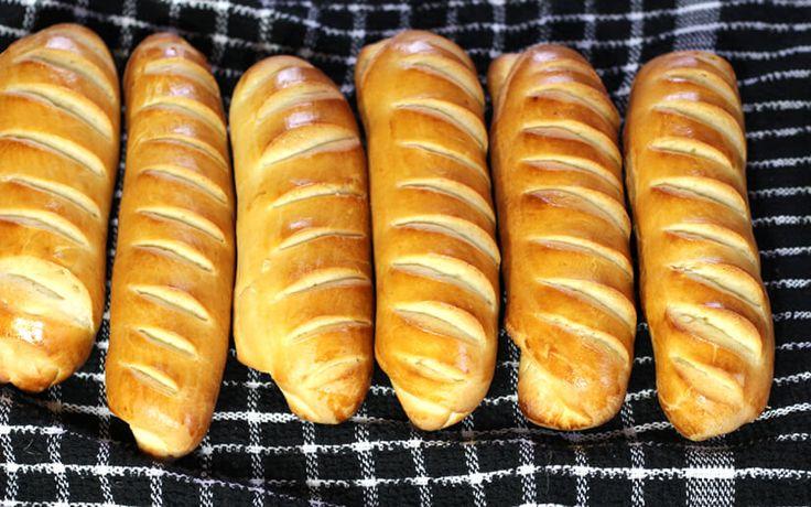 Vienna Bread / Pain Viennois / Buns