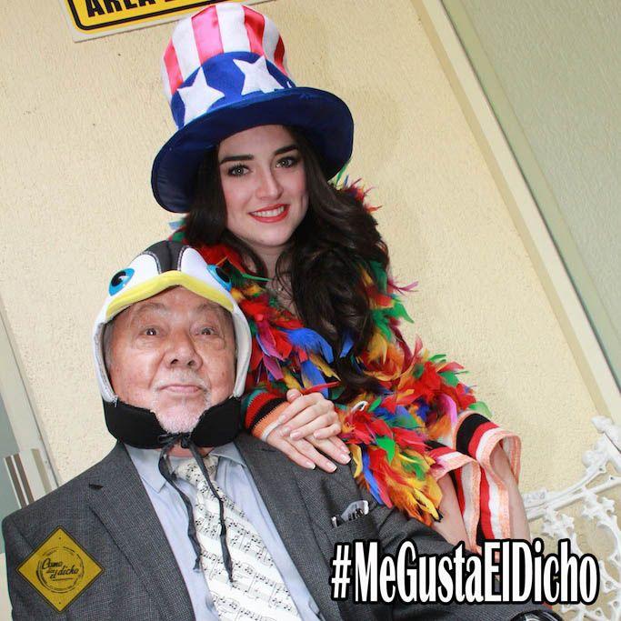 Sergio Corona y Wendy González