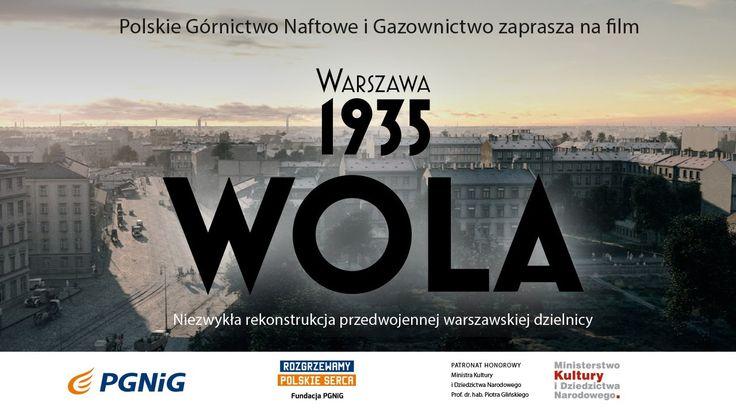 """""""Warszawa 1935 Wola"""""""