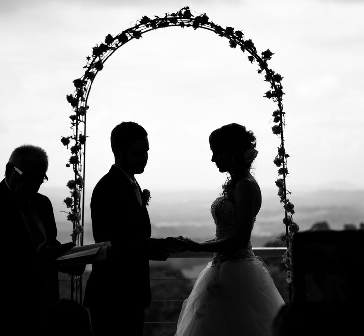 Sam and Alison's wedding