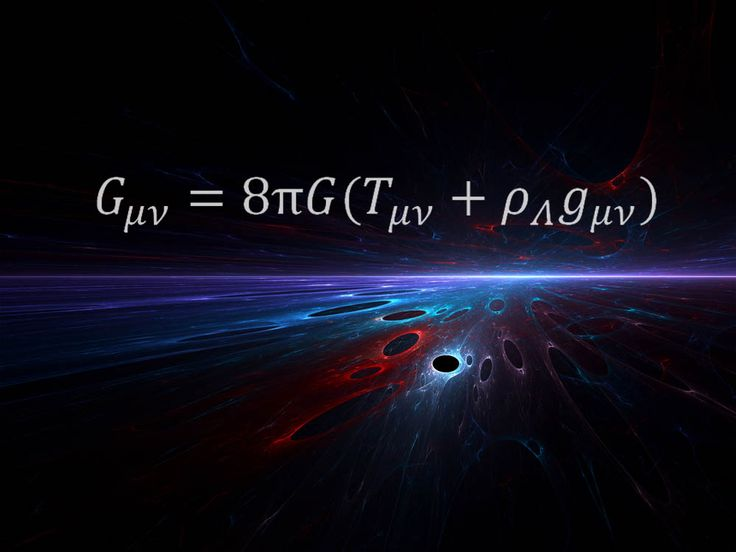 "The equation above was formulated by Einstein as part of his groundbreaking general theory of relativity in 1915. The theory revolutionized how scientists understood gravity by describing the force as a warping of the fabric of space and time. ""It is still amazing to me that one such mathematical equation can describe what space-time is all about,"" said Space Telescope Science Institute astrophysicist Mario Livio, who nominated the equation as his favorite."