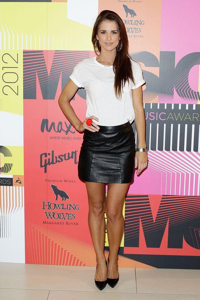 Vogue Williams Photo - 2012 APRA Music Awards