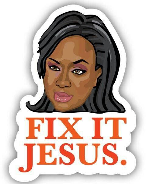 Fix It Jesus!