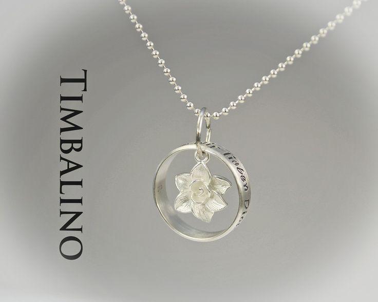 Namensketten - Namenskette * Familienring* 925 Silber - ein Designerstück von Timbalino-Bijoux bei DaWanda