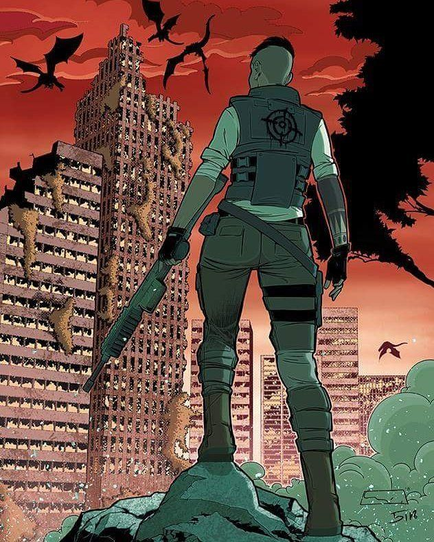 "Ralf Singh a Twitter: ""Colored Cover for #Zinnobercomic @WriterFabian @DOCINKS @BizzaroHendrix @TaylorEspo https://t.co/gbbCPnL8ID"""