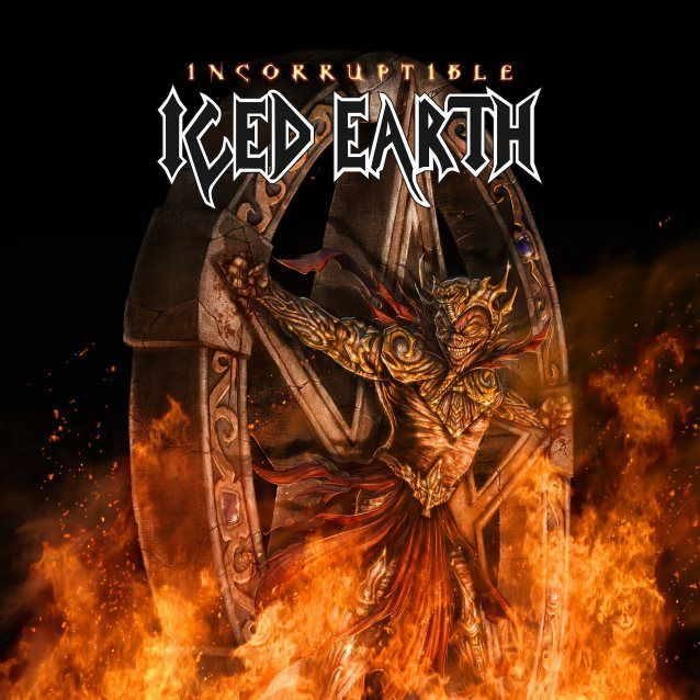 ICED EARTH To Release Incorruptible In June