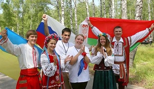 Ukraine x Russia x Belarus
