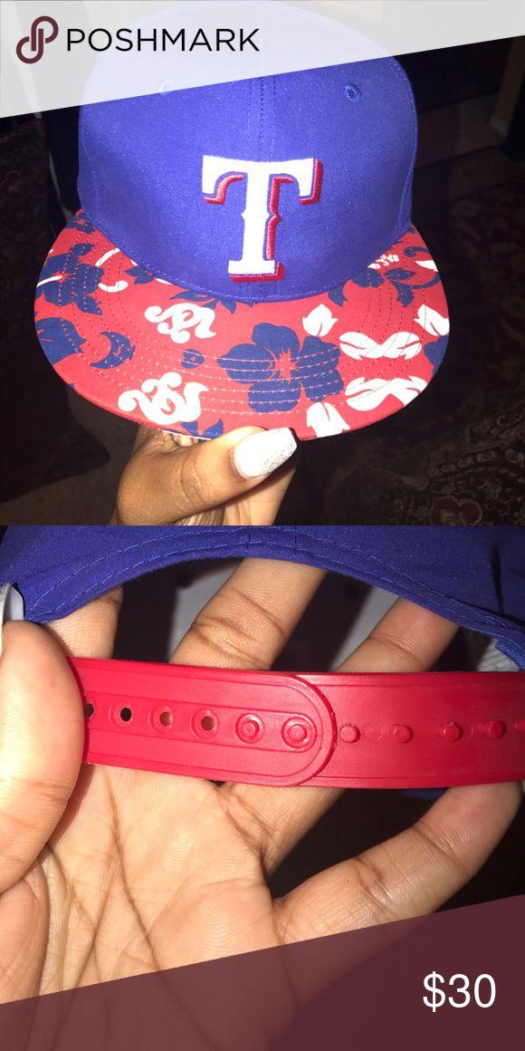 Texas rangers hat American colors Accessories Hats