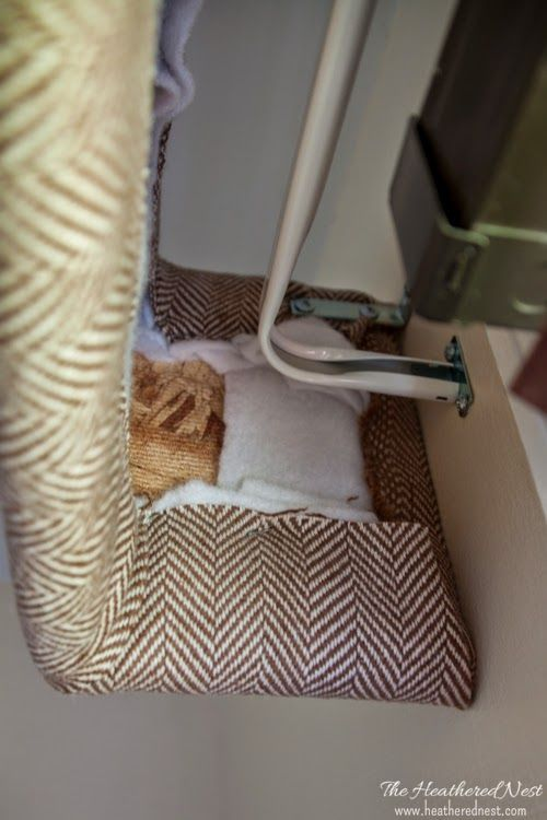Cornice Board Round Up and DIY Tutorial!  They're EASY, CHEAP, and make a BIG IMPACT!  Great ideas from Heathered Nest!!