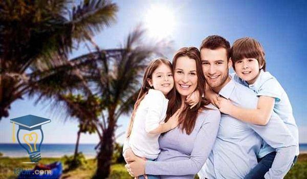 موضوع تعبير عن الاسرة السعيدة بالعناصر للصف السادس 1 Parenting Couples Couple Photos