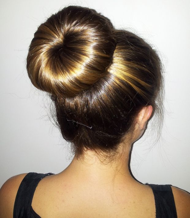 Amazing 1000 Ideas About Donut Bun Hairstyles On Pinterest Donut Bun Hairstyles For Men Maxibearus
