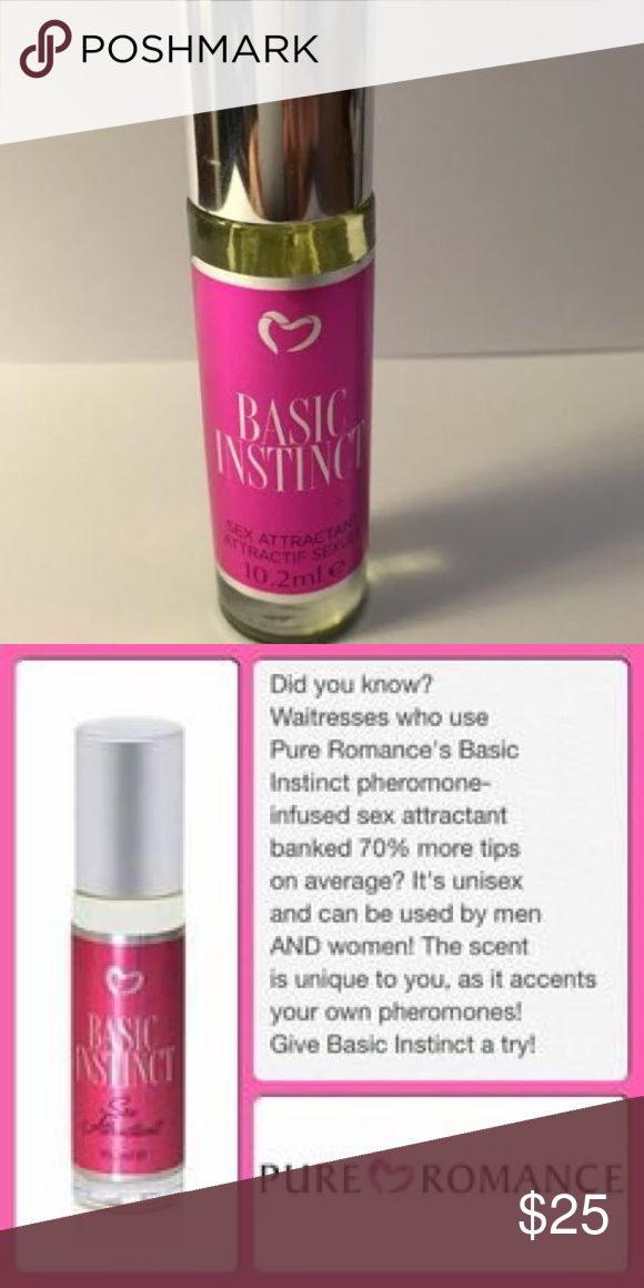 the basic difference of perfumes and pheromones Find best value and selection for your basic instinct pheromone sex attractant slumber parties fragrance roll on search on ebay world's leading marketplace.