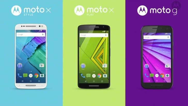 So Motorola just announced their new line-up for 2015. Any first impressions?