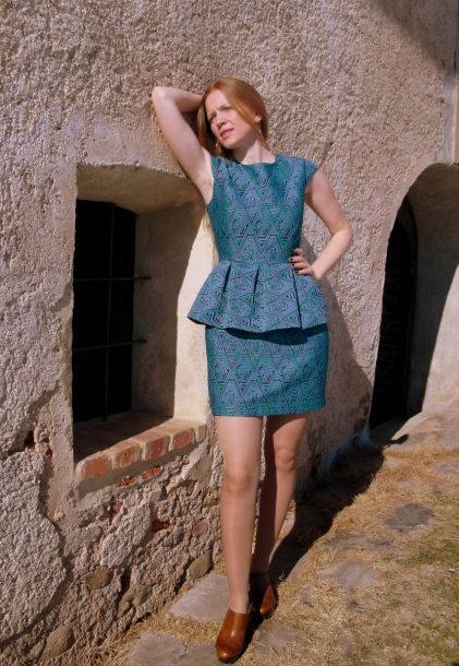 Lancetti dress