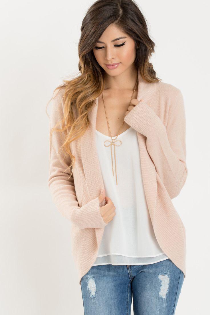 Cute Sweaters for Women, Cozy Cardigans, Women's Outfit Inspiration, Women's Fashion