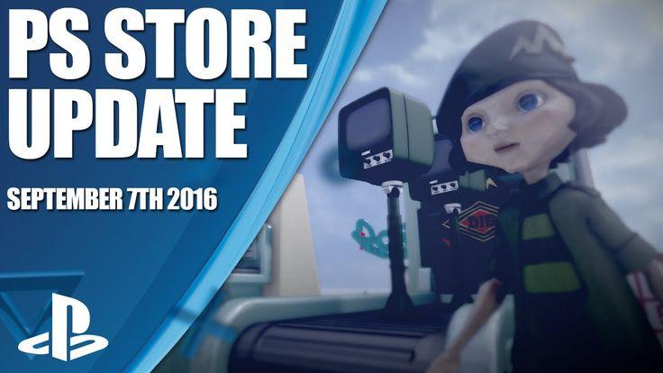 PlayStation Store Highlights - 7th September 2016