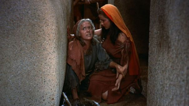 the_ten_commandments_martha_scott_debra_paget: Command 1956, Vaulted Mondays, Oscars Vaulted, Ten Commandments, Epic Th Ten, Command Dir