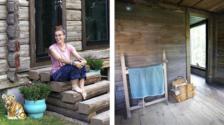 Isabelle McAllister tipsar: Måla med te för gammal look - My home
