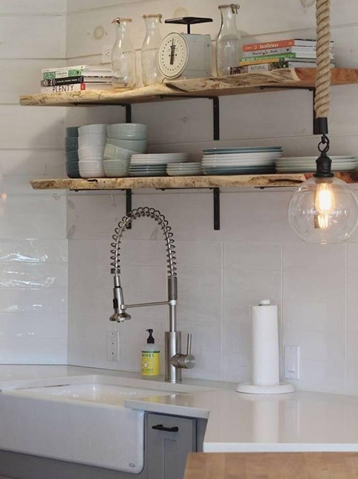 Metal L Bracket for Wood Shelf in 2019 | Metal shelf ...