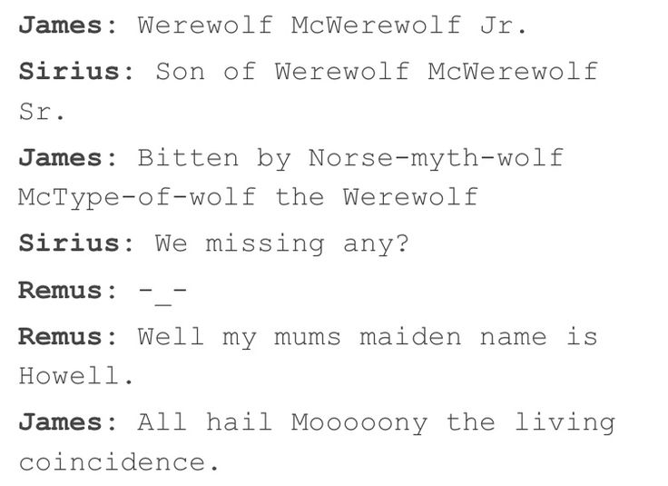 All hail Moony, the living coincidence