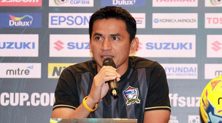 Kiatisuk Senamuang Tutup Peluang Latih Timnas Malaysia