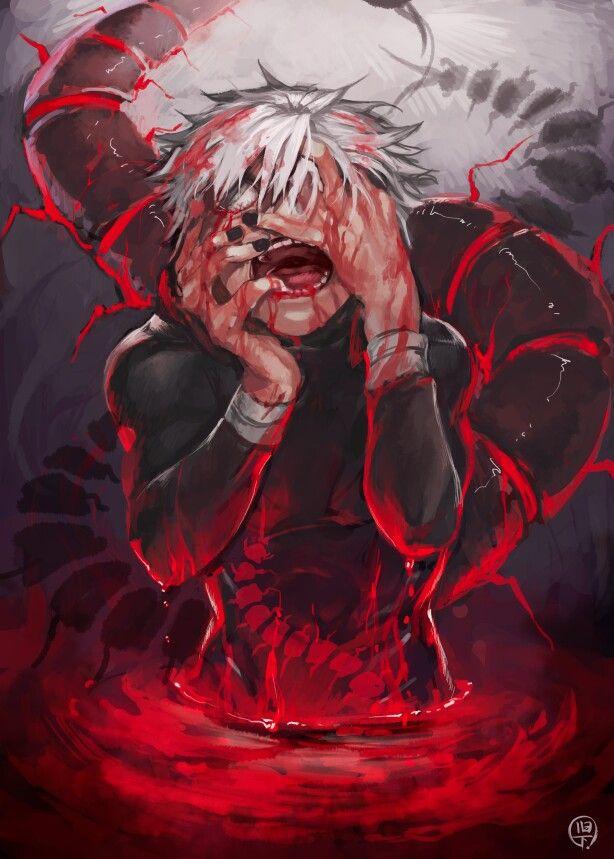 Kaneki Ken     Tokyo Ghoul Fan Art