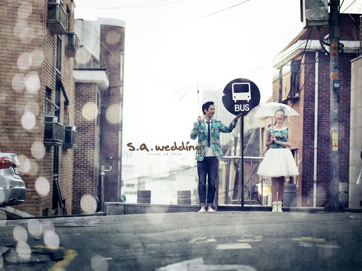 S.A.Wedding 韓國電影系婚紗攝影