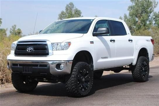 Cars for Sale: 2012 Toyota Tundra 4x4 CrewMax in Scottsdale, AZ 85257: Truck Details - 348712418 - AutoTrader.com
