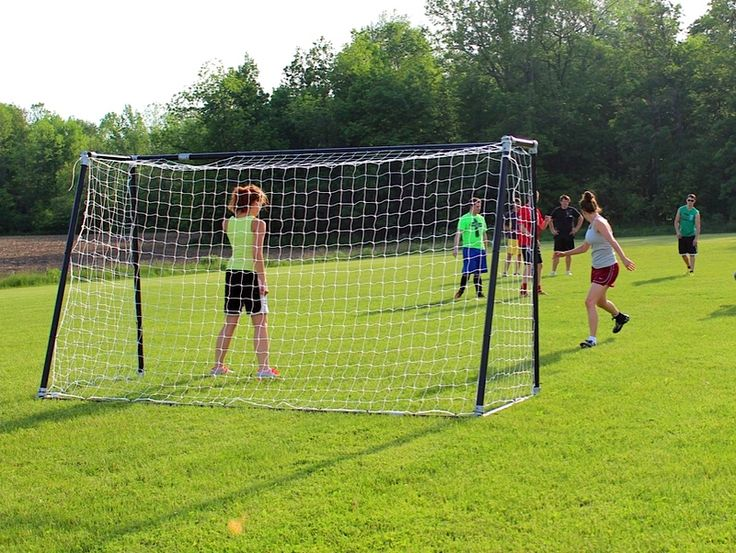 The world soccer cup just ended, and now I feel like I should start playing soccer. I saw these cute little portable soccer goals, and I think I'm going to get one. We can have mini tournaments at work for break. I just need to convince everyone else now. http://great-value-soccer-gear.com/PortableSoccerGoals